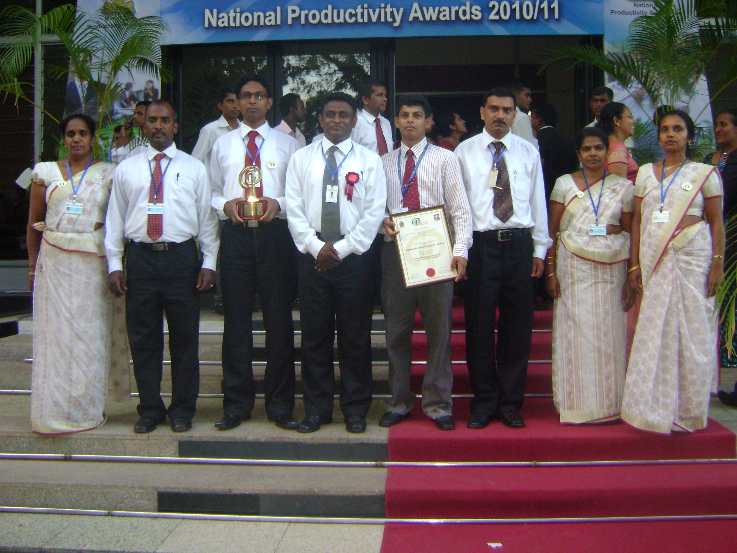 You are browsing images from the article: National Productivity Awards 2010/11